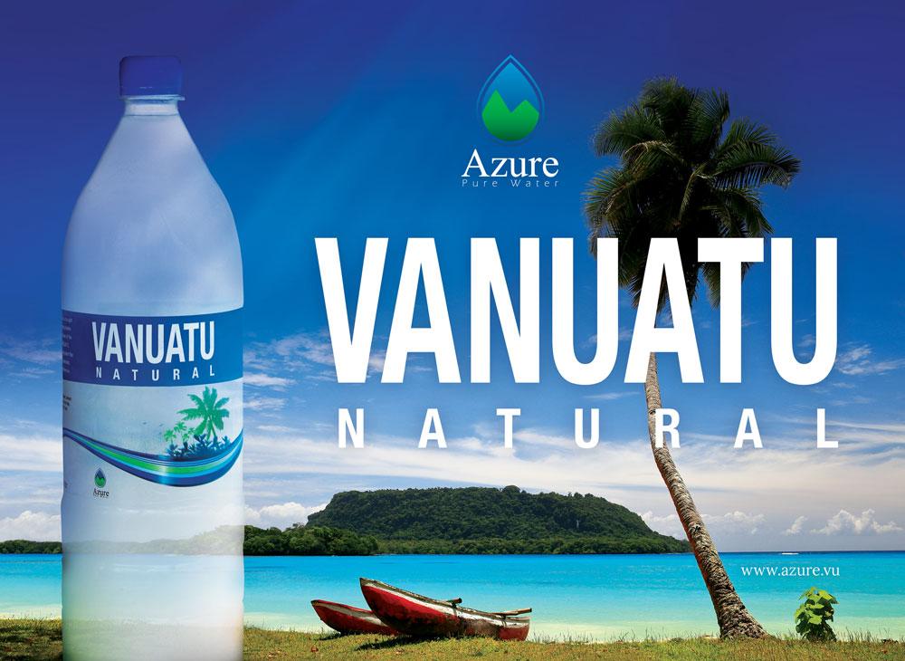 Azure Pure Water
